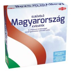 Elbűvölő Magyarország Kvíz társasjáték