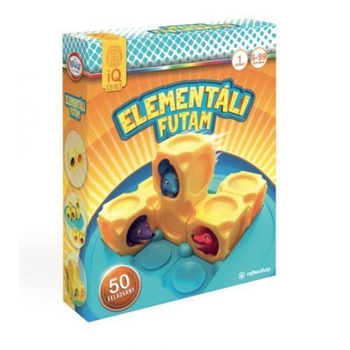 Elementáli futam logikai játék
