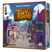 Tiny Towns családi társasjáték