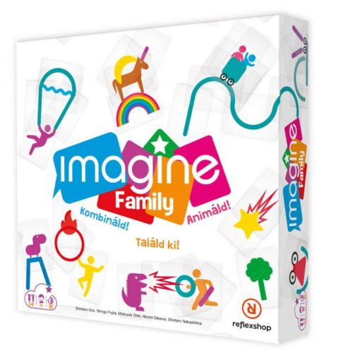 Imagine Family társasjáték