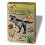 50 dinoszaurusz társasjáték társasjáték