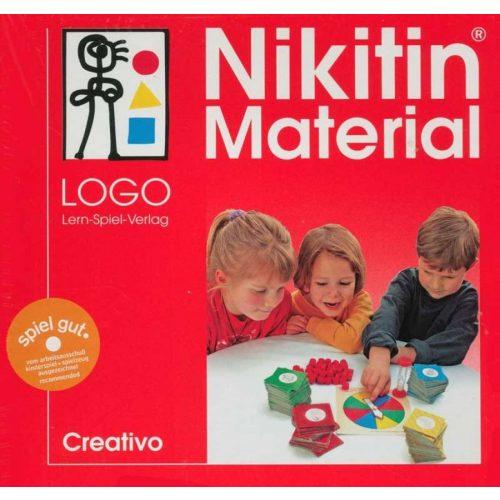Nikitin Creatívo társasjáték