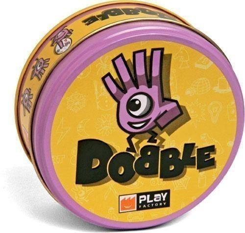 Dobble - olcsó társasjátékok
