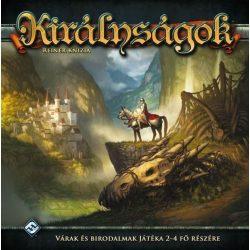 Királyságok-Kingdoms - magyar kiadás