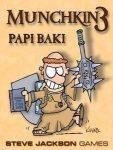 Munchkin 3 - Papi Baki - magyar kiadás társasjáték