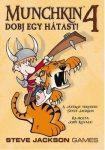 Munchkin 4 - Dobj egy hátast! - magyar kiadás társasjáték