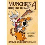 Munchkin 4 - Dobj egy hátast! - magyar kiadás
