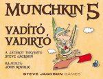 Munchkin 5 - Vadító vadirtók - magyar kiadás társasjáték