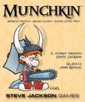 Munchkin alapjáték - magyar kiadás