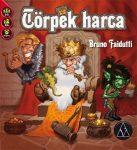 Törpék harca - Dwarf King társasjáték