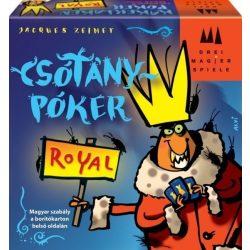 Csótánypóker - Kakerlakenpoker - Royal
