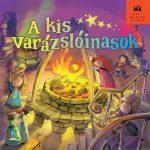 Kis varázslóinasok - Die Kleinen Zauberlehringe társasjáték