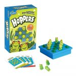 Hoppers logikai játék