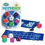 Math Dice Junior társasjáték