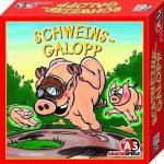 Malacvágta - Schweinsgalopp társasjáték