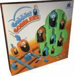 Gobblet Gobblers plastic társasjáték