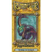 Rúnamester - Varázstárgyak és fegyvertársak kiegészítő