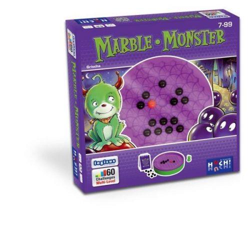 Marble Monster logikai fejlesztő játék