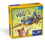 Madár a pácban - Schräge Vögel logikai játék
