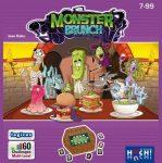 Monster Brunch logikai játék