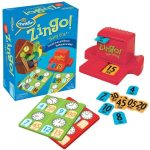 Zingo - Hány óra van? társasjáték
