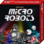 Micro Robots logikai játék