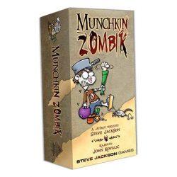 Munchkin Zombik - magyar kiadás