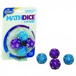 Math Dice Chase társasjáték