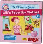Haba My Very First Games Lilli's Favorite Clothes - Legelső játékom - Lilli kedvenc ruhái