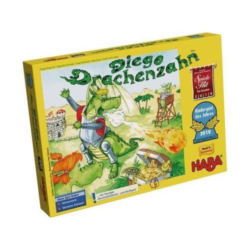 Haba Dragon Diego Dart - Diego, a sárkány
