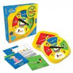 Thinkfun - Yoga Spinner Game társasjáték