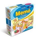 Az első játékaim Memó - Játékok - Granna