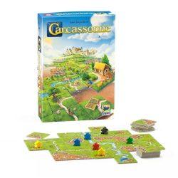 Carcassonne Új kiadás mini kiegészítéssel - A folyó+Az apát