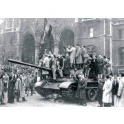 Pesti Srácok 1956 társasjáték