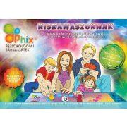 Phix pszichológiai társasjáték kiskamaszoknak