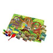 Phix pszichológiai társasjáték 6-9 éveseknek