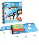 Magnetic Travel Pingvin Parádé - Penguins Parade logikai játék