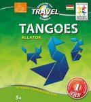 Magnetic Travel Tangoes Állatok logikai játék