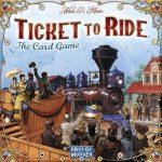 Ticket to Ride kártyajáték