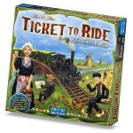 Ticket to Ride Map Collection: 4- Nederland társasjáték