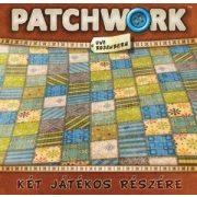 Patchwork (magyar kiadás) társasjáték