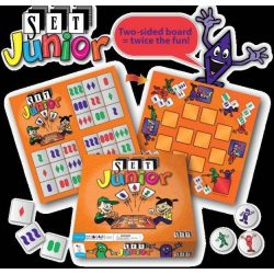 Set! junior kártyajáték