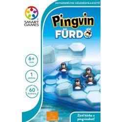 Pingvin fürdő - Penguions