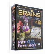 Brains - Bájital egyszemélyes logikai játék