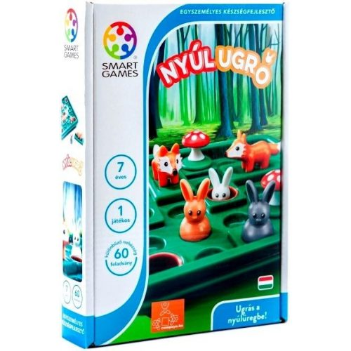 Jumpin - Nyúlugrás - Smart Games