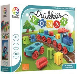 Trükkös vonat - Brain Train Smart Games