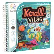 Magnetic Travel Korallvilág - Coral Reef - Smart Games