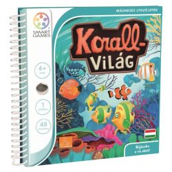 Magnetic Travel Korallvilág - Coral Reef - Smart Games
