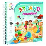 Strand kavalkád logikai mágneses utazójáték - Magnetic Travel
