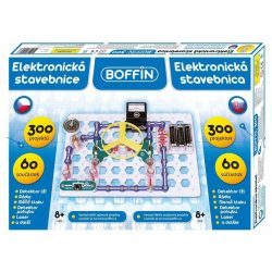 Boffin I-300 elektronikai építőkészlet